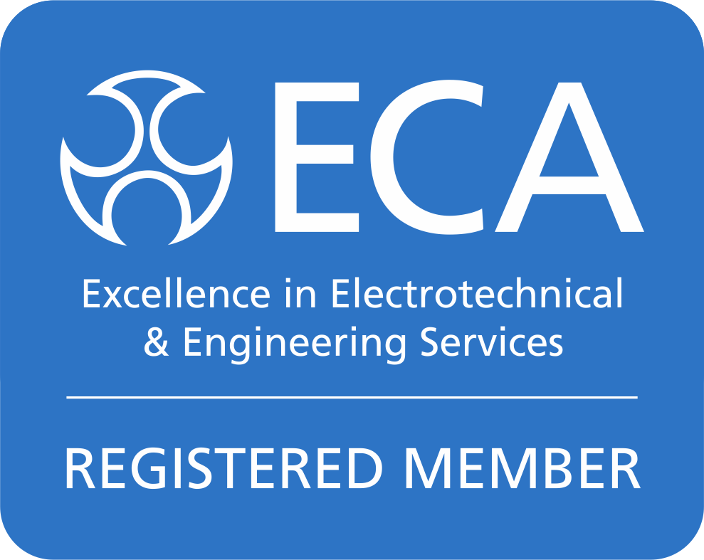 Its Official. - Goodship Electrical Solutions has become a registered member of The Electrical Contractors Association. Member Number 1682657.Being part of the ECA is a clear indication that we are achieving the highest industry standards and certifications.