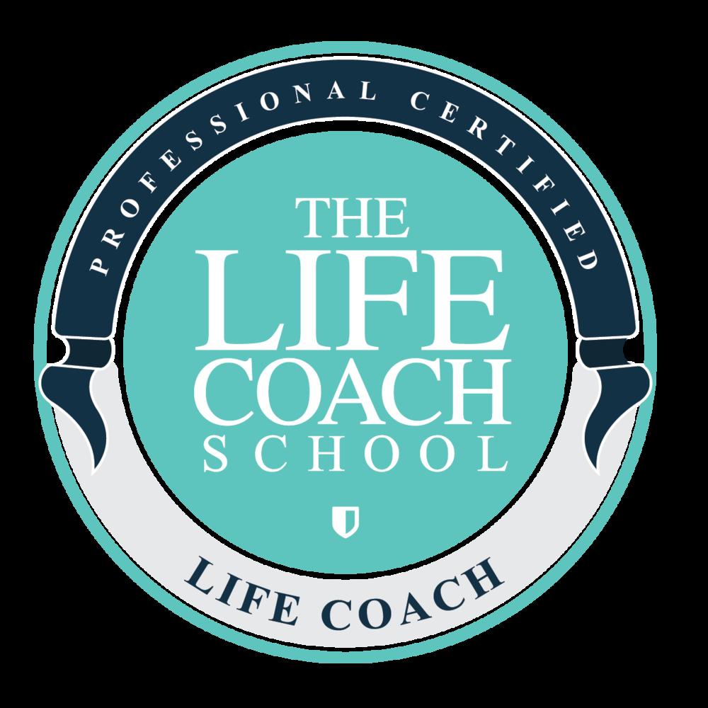 Certifiedthroughthelifecoachschool