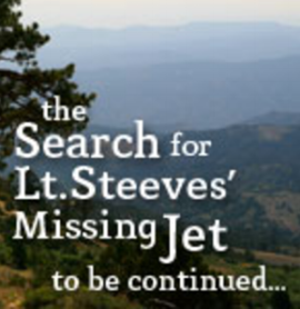 Lt. Steeves' Missing USAF Lockheed T-33 Jet [ June/July 2010: California ] 2010 will see the Adventure Science team travelling deep into the high Sierras to search for the wreckage in hopes of putting final closure to this mystery. Once again, teams of adventure athletes will scour the high alpine for signs of the wreckage. The team will analyse all available technical and scientific data to help ensure success, but in this high altitude playground, mother nature will ultimately control the outcome of the search.