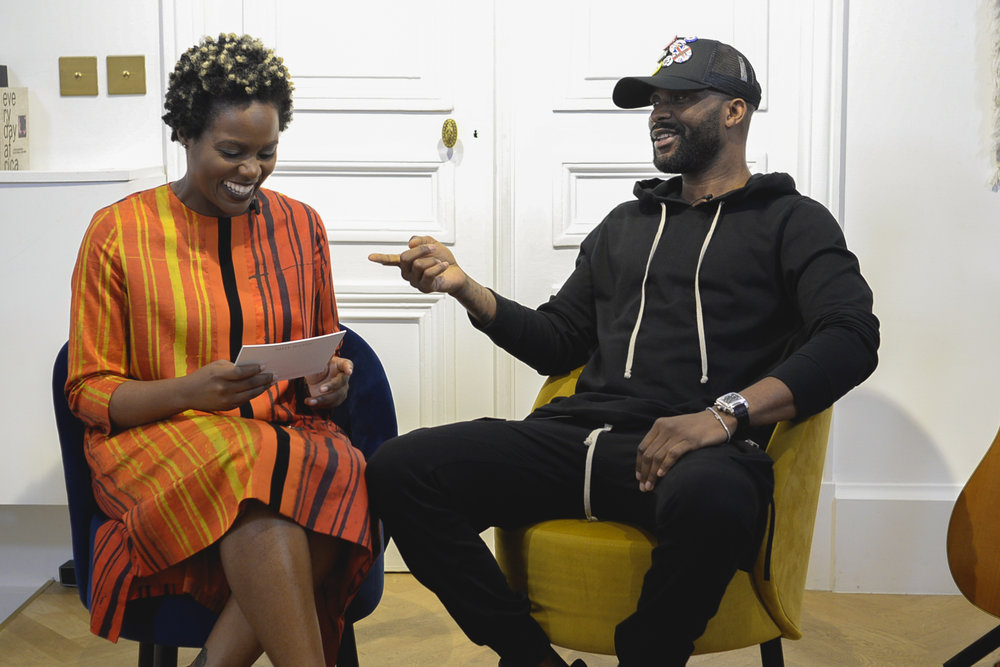RENCONTRE & DÉDICACE AVEC FALLY IPUPA/SOPHY AÏDA - CREDIT : Anthony MARCO