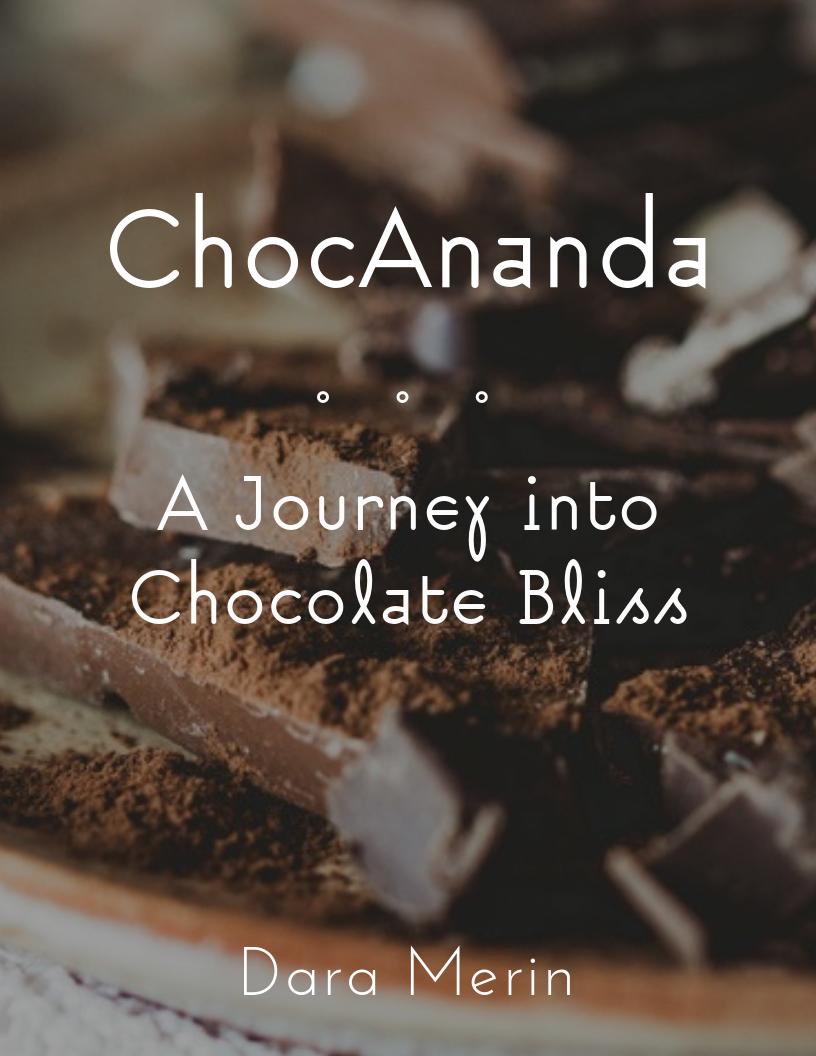 ChocAnanda e-book $12