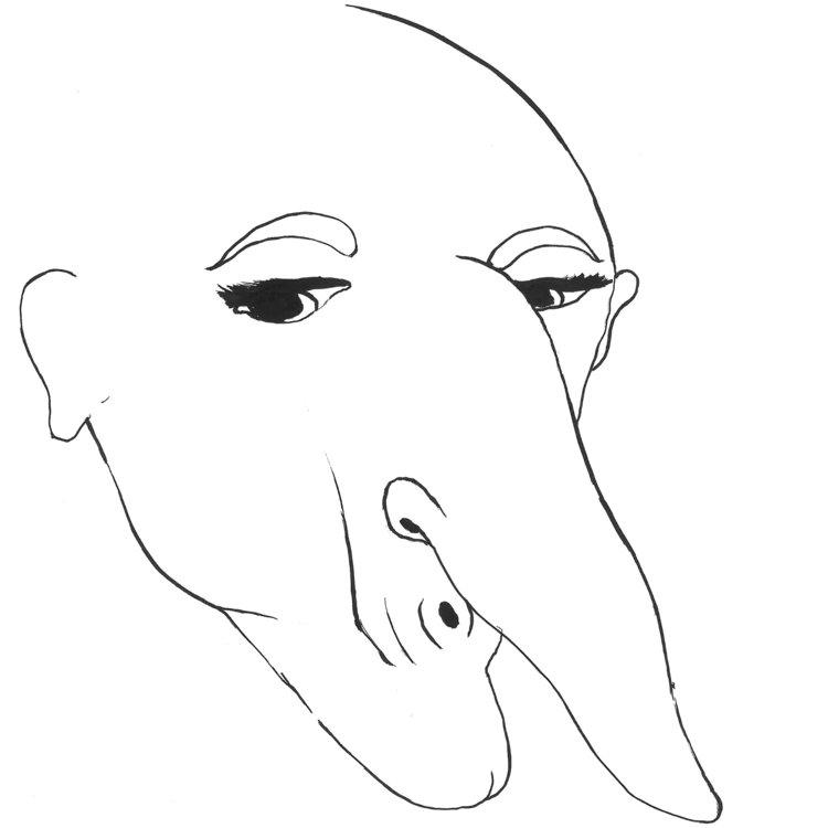 """""""Purer Lesegenuss""""  Tonke Betnuss ist bekannt für die Prägung des Wortes  eggwealth  und das Buch  Theorie des Herumeierns"""