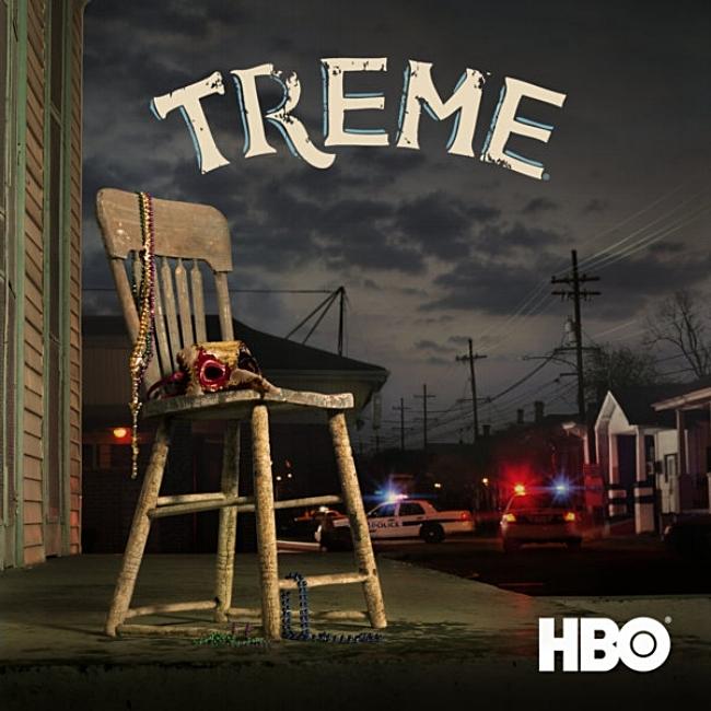 Treme Season 2 Poster 2011