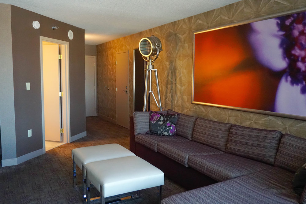 Mgm Grand Las Vegas Hotel Executive King Suite Room