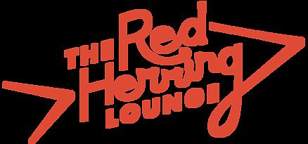 the red herring lounge logo