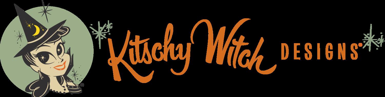 Kitschy Witch Designs