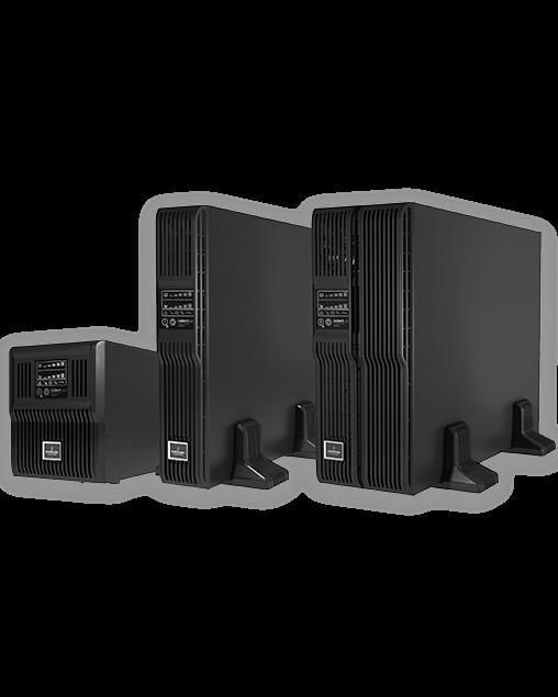 UPS    Proteja sus equipos e instalaciones con nuestra completa gama de sistemas de UPS eficientes y confiables que se pueden configurar para satisfacer las necesidades específicas de sus instalaciones críticas.