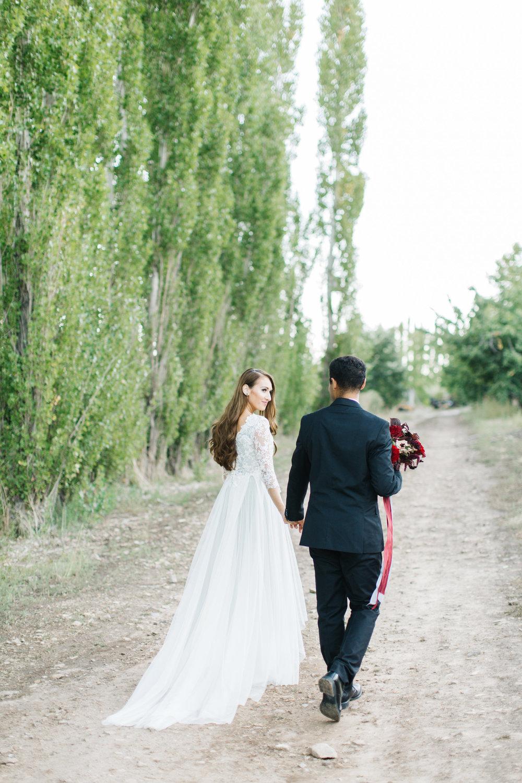 Burgundy Blush Navy Bridal Bouquet by Mila Adams Kentucky Utah Florist