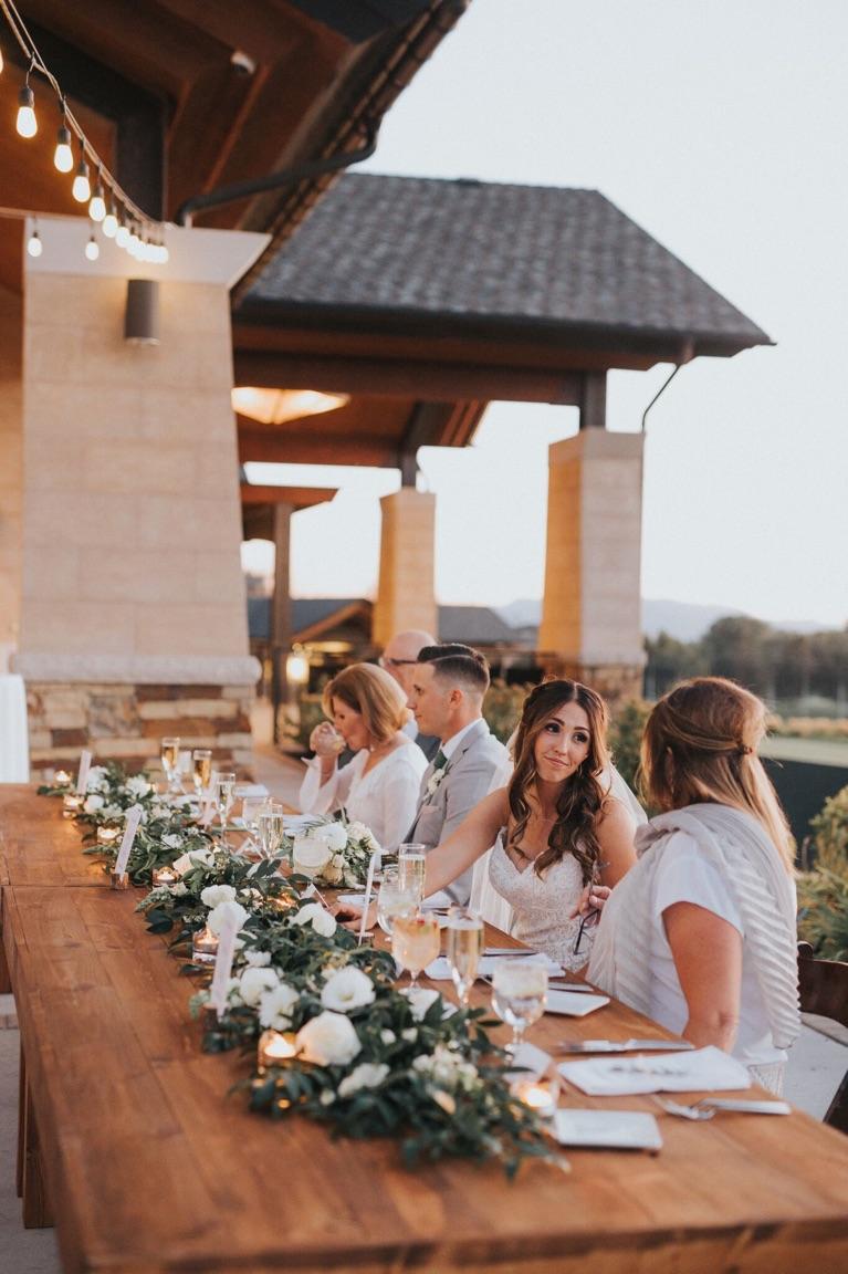 Mila Adams Kentucky Utah Destination Wedding Florist Riverside Country Club