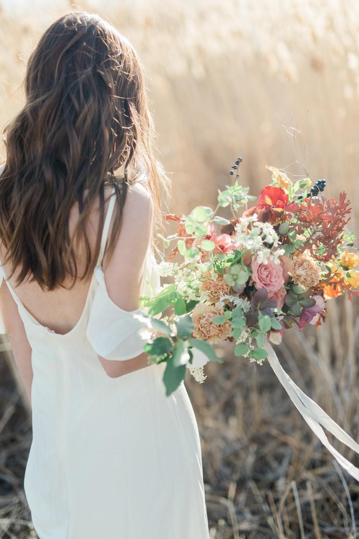 Mila Adams Southern Bride Wedding Florist