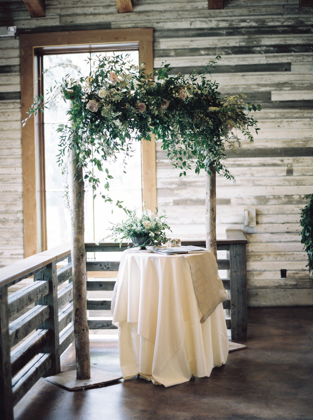 Mila Adams Louisville Lexington Kentucky Florist Floral Arch