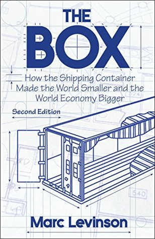 - This book details the emergence and subsequent global dominance of the standard shipping container. Before the rise of the internet, globalization began with the standardization of rail lines, shipping, and trucking based on the invention of the connex. Indeed, entire communities dependent on dock workers who would load and unload ships when they came into port literally disappeared due to containerization. As it became apparent those jobs would go away, unions did their best to keep workers involved through legislation banning certain containers. The book is a long read, and at times becomes a slog as the author dives deep into the details of global shipping, the relationships between unions and corporations trying to change the industry, but well worth the time for anyone who has the slightest interest in logistics.