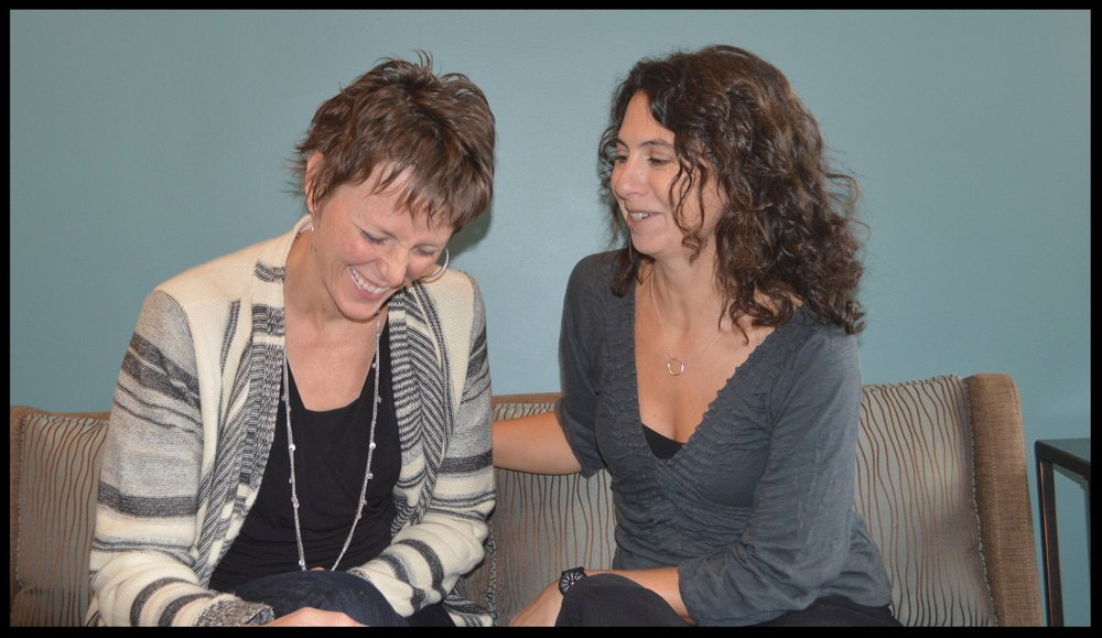 Center for Birth Midwives Wendy Gordon and Tina Tsiakalis