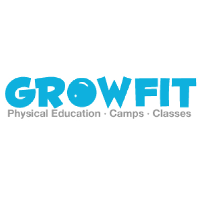 GrowFit - Our goal is to give every child the ability, confidence and desire to live a physically active life. In addition to motor skill development, we teach children the following life skills that will allow them to be great teammates and people:Be respectful. It is important to be open minded to others needs and feelings. Show respect to others, yourself and the equipment.Work hard. Be a risk taker – be brave to try new things. It is important to try your best and understand practice is necessary when learning a new skill. Be honest. Be honest with yourself and others.