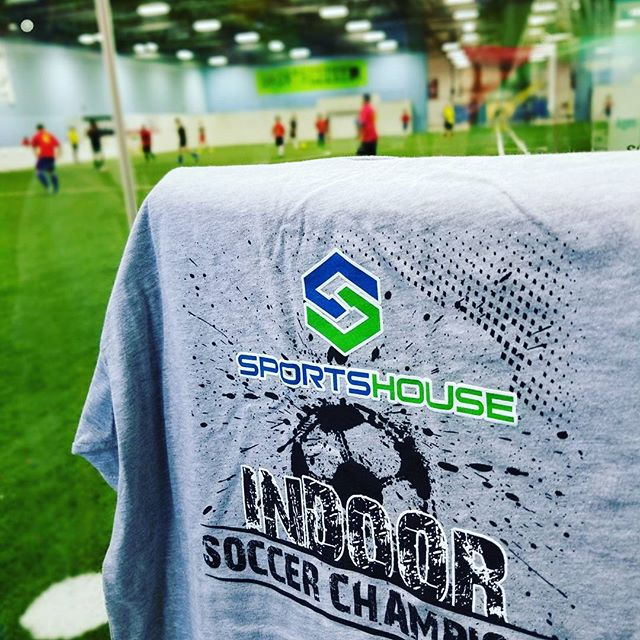 Championship Thursday @ SportsHouse! #sportshouserc #championship #soccer #indoorsoccer #thursday #premierleague