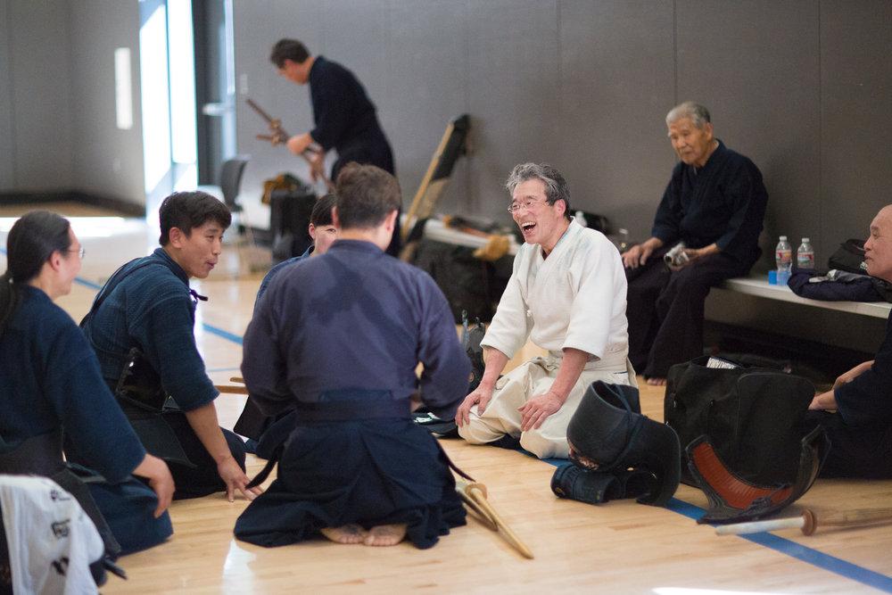 Sasaki-Sensei Seminar in Portland, OR - October 8 - October 14, Portland OR