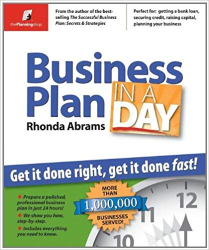Business Plan in a Day
