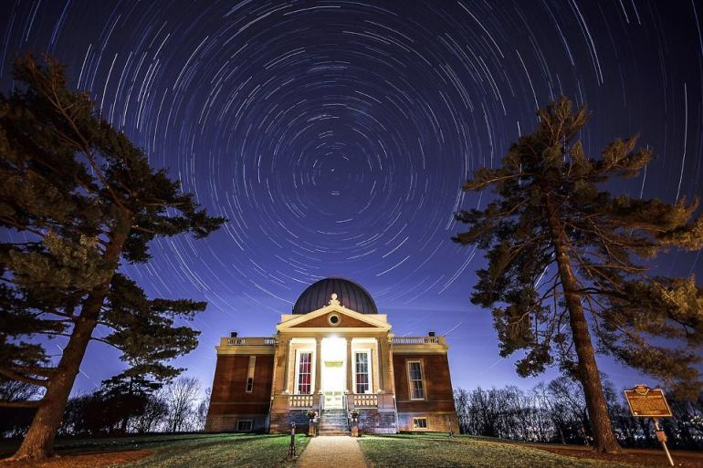 COC with star trails by Keith Allen_Keith Allen.jpg