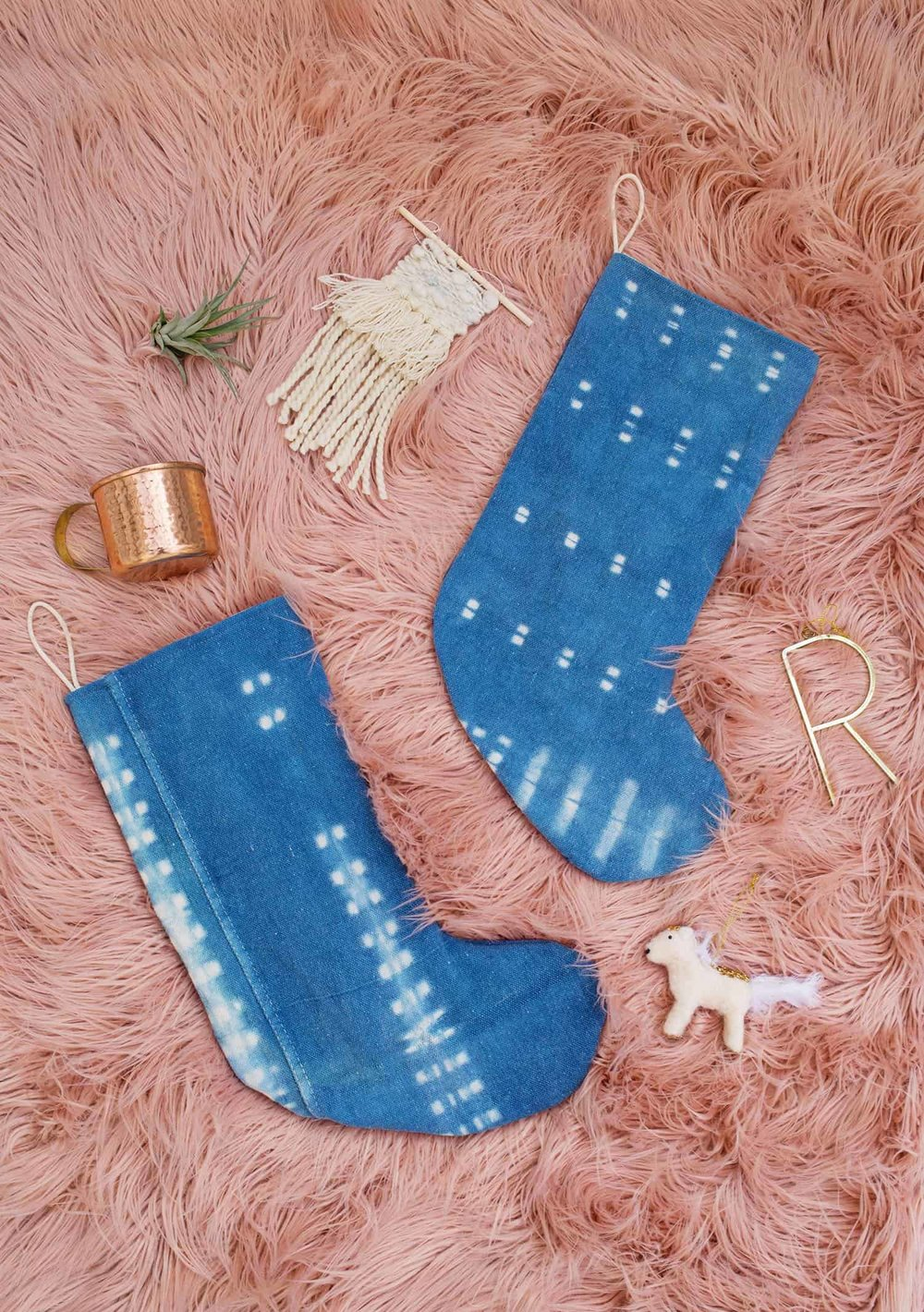 Indigo-Stocking-DIY-for-A-Beautiful-Mess.jpg