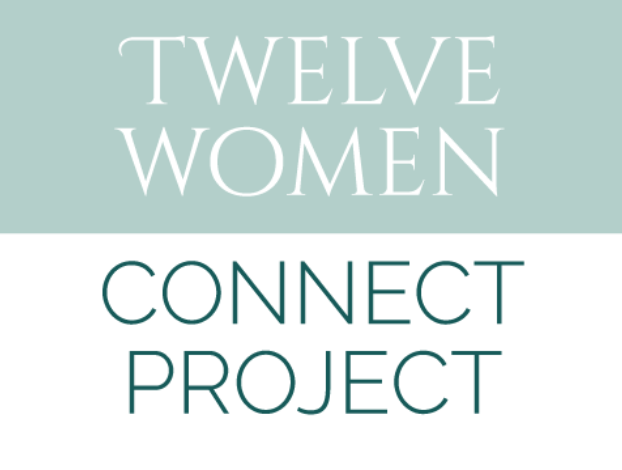 The graphic I used for the 12 Women Project.