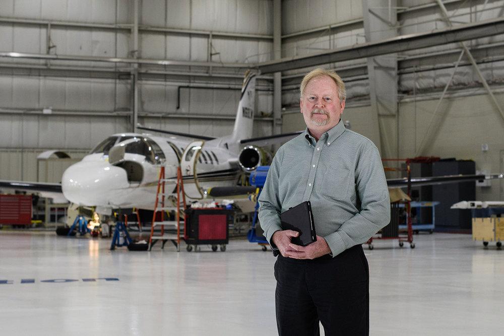 John Johnson<br>Director of Maintenance