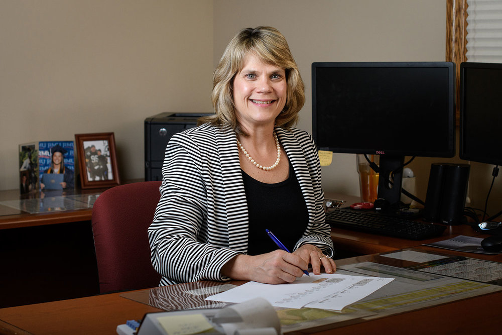 Barb Gabelt<br>Chief Financial Officer