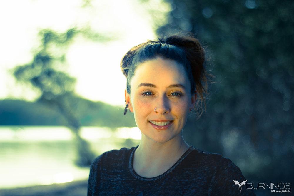 Alexandra Rose. Photo courtesy of @Burning6Media