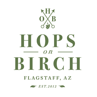 Hops on Birch