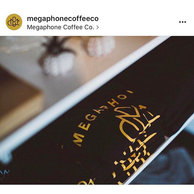 @megaphonecoffeeco has got some cool new shirts for sale...Get down there, grab a shirt and a cup of coffee and support a rad #localbusiness #megaphonecoffeeco #inbend #makelocalhabit #bendcoffee