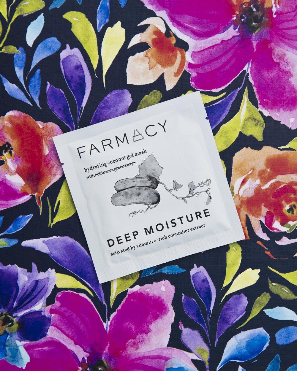 Farmacy Hydrating Coconut Gel Mask Deep Moisture $9
