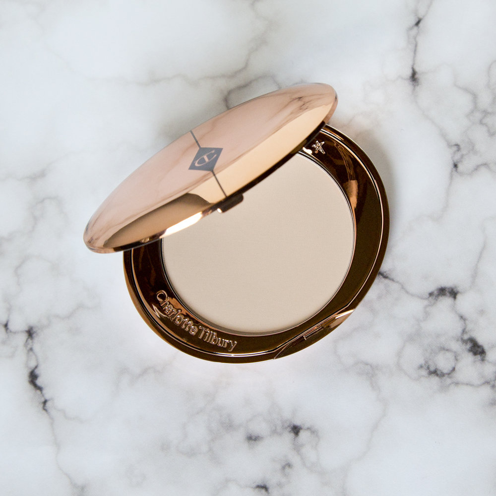 Charlotte Tilbury Airbrush Flawless Finish Powder in Fair   This is totally a YouTube made me buy it scenario. I have a ton of powders right now in pressed and loose formulas, five in total not counting this new one, so I really didn't need it but I wanted to see if the formula is as magical as everyone says it is. To say I had high hopes would be an understatement. As someone with dry skin who doesn't like to set their makeup too much I don't find this as wow-ing as YouTube told me it would be. I was hoping it wouldn't mattify my skin too much since it is so lightweight, major pro, but it did still make me look fairly matte. I do like it a lot more than some of my other powders that I currently own but it's not a must have for me. All in all I don't think it's a bad product and I'm glad I got it so I could try it but I think for my skin type/preference my favorite setting powder is the   Hourglass Ambient Lighting Powder     since I like a dewy to natural skin finish. I ended up getting this for $40.50 from the retailer Feel Unique by using Charlotte Tilbury as my   Brand for Life   (a promo where you get 10% off any brand you select for the next six months). I wouldn't necessarily recommend Feel Unique since their shipping to the states takes almost a month which is absolutely ridiculous in my opinion.