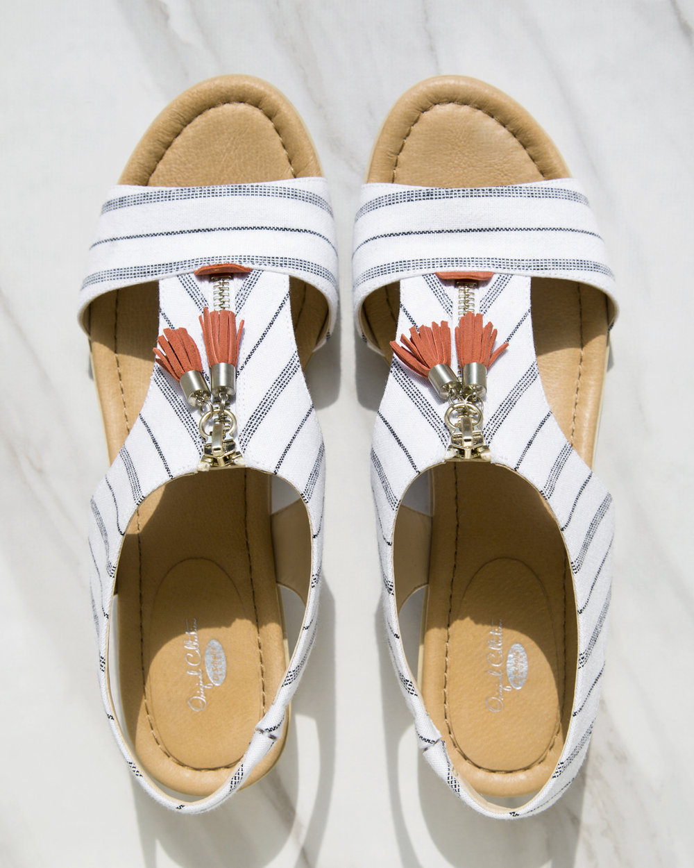 Dr. Scholl's x Anthropologie Wilde