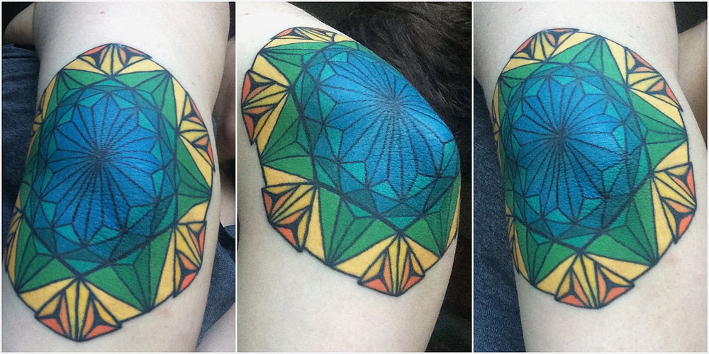 Healed photos from November 2014.