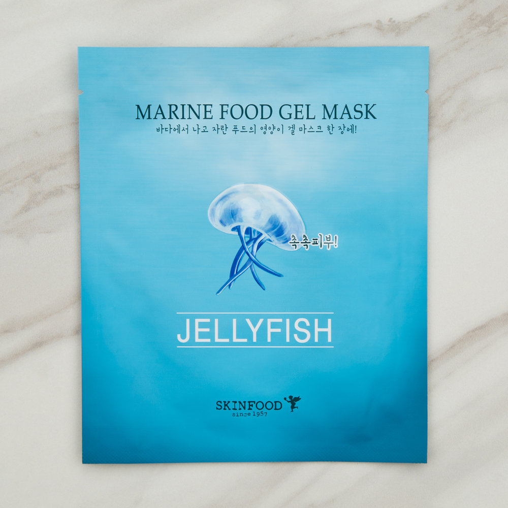 Skinfood Marine Food Gel Mask in Jellyfish $5