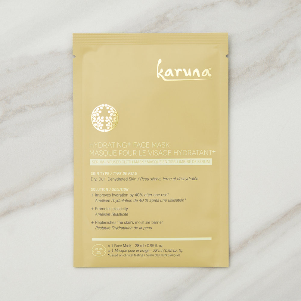 Karuna Hydrating+ Face Mask $8