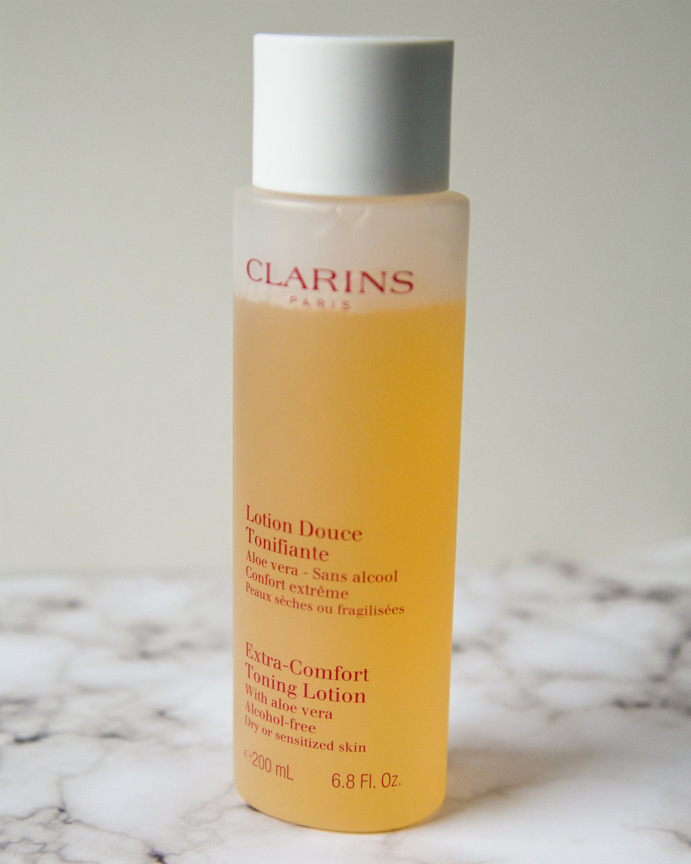 Clarins Extra Comfort Toning Lotion