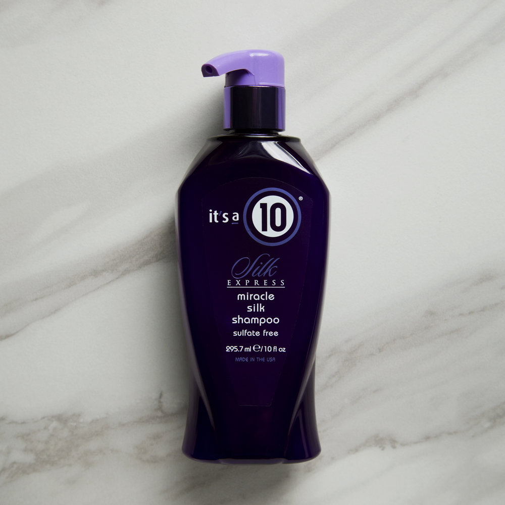 It's A 10 Silk Express Miracle Silk Shampoo
