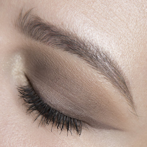 f8b3efe87e8 The eyeshadows are matte but the eyeliner has a lil bit of sparkle in which  I