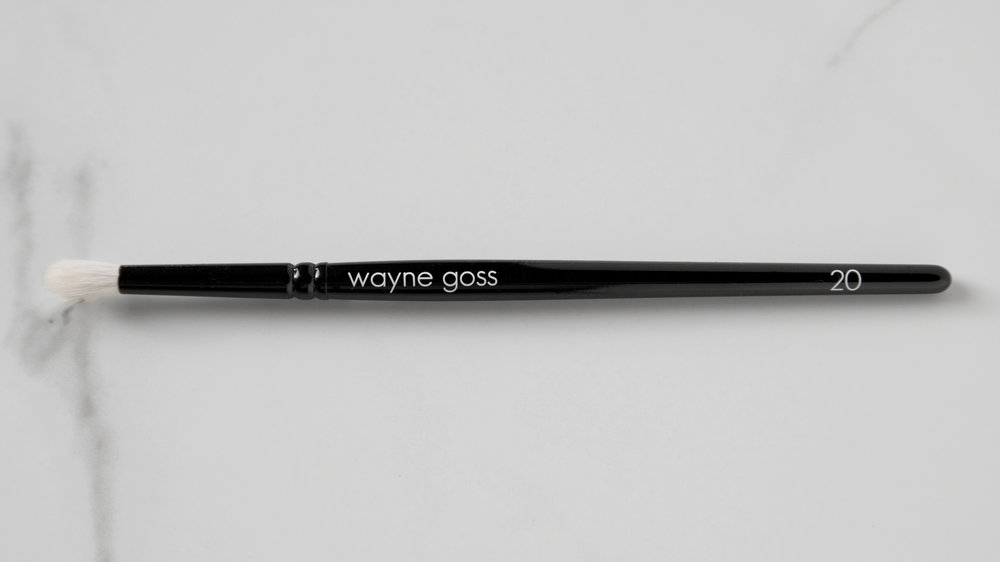 Wayne Goss Brush 20 Eye Shadow Smudging Brush $22