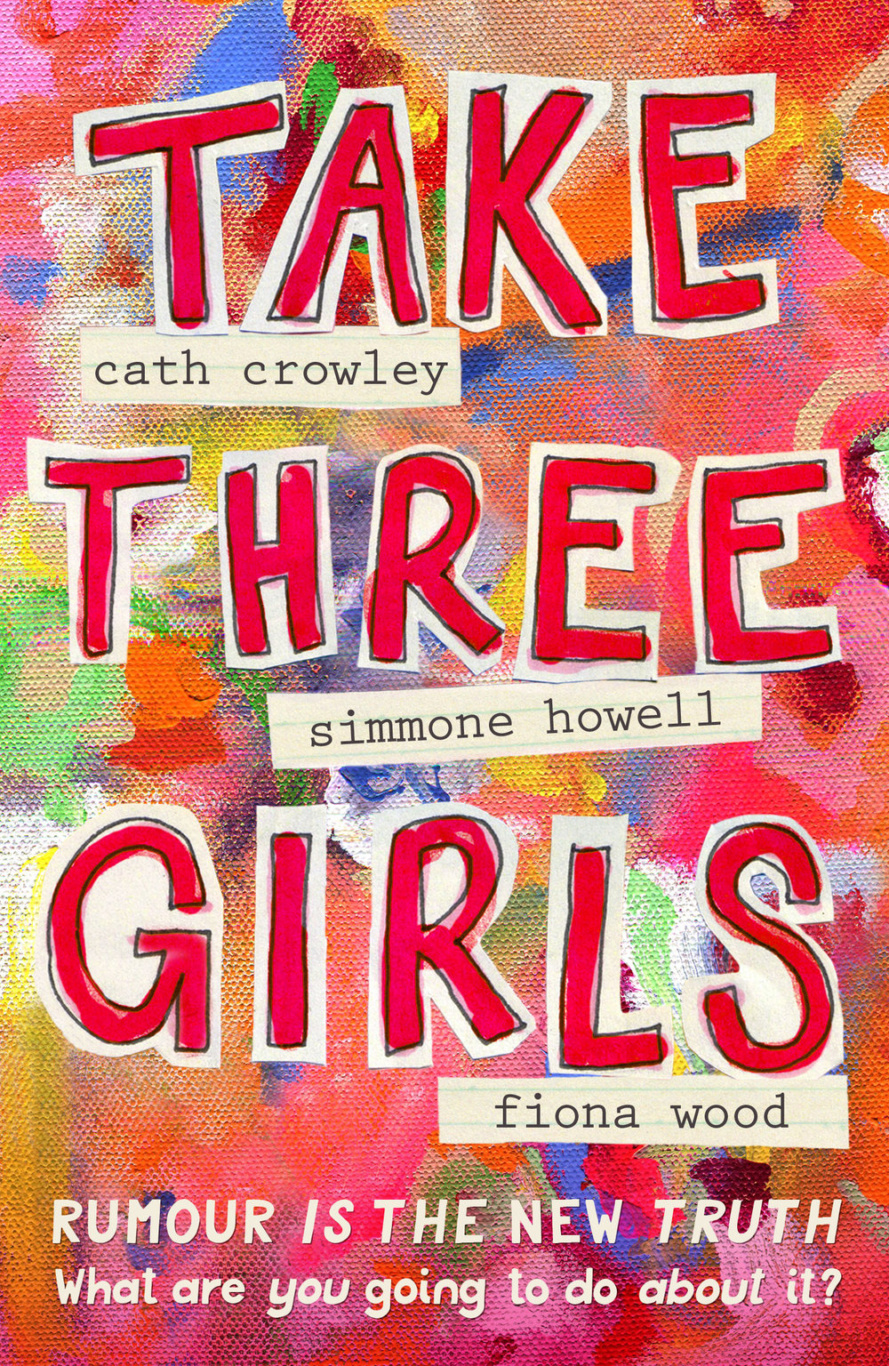 Take Three Girls - out in September, 2017