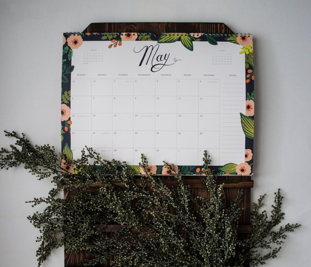 Calendar by  Rifle Paper Co.