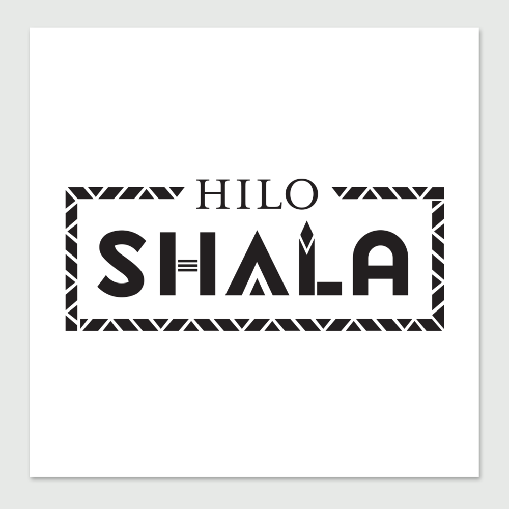 The Shala logo is inspired from the presence of the place –strong, grounded, integrated – as well as the quality of its facilitators and the offerings to clientele.