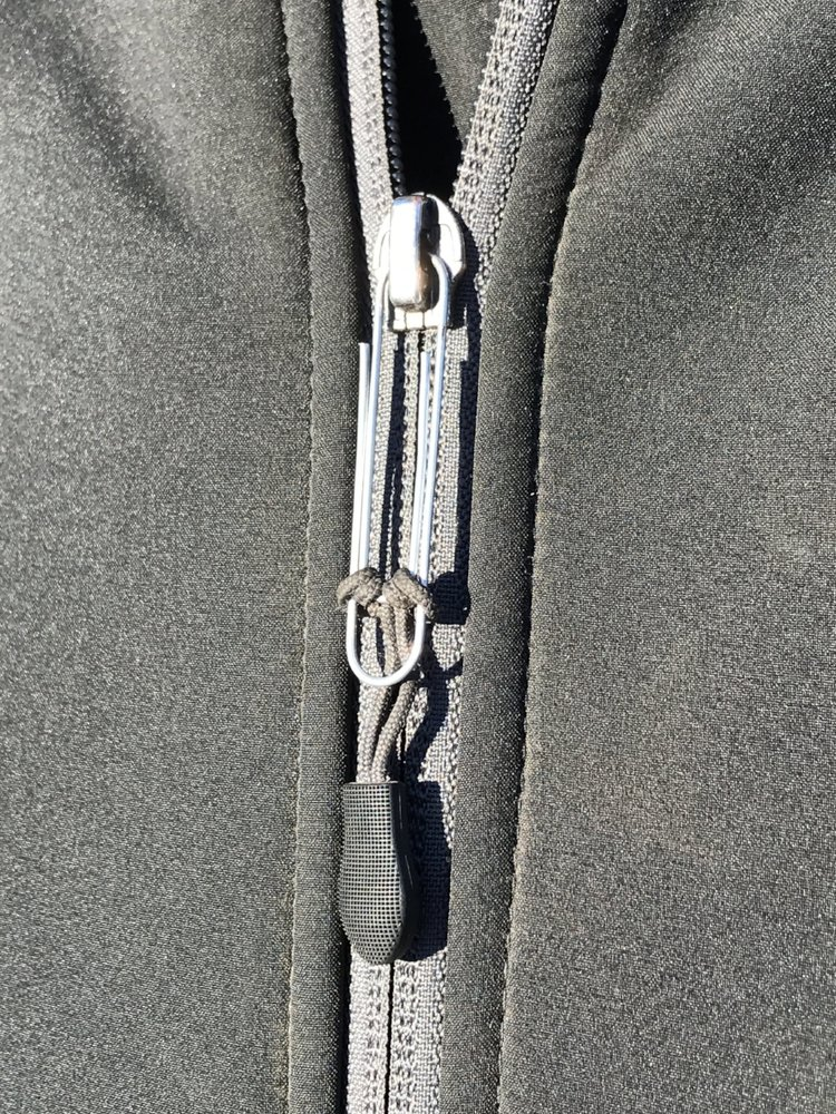 Zippers part 1 quick zipper field repairs outdoor gear repair sometimes just the zipper pull breaks off and with a locking zipper this can prove solutioingenieria Image collections