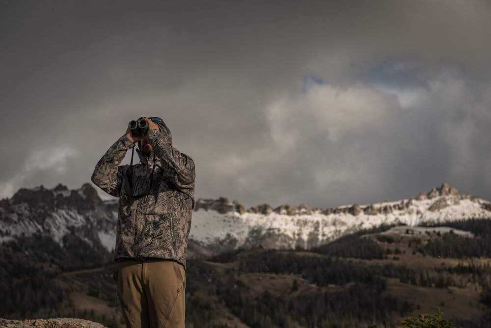Scouting trips are a great shakedown for your big hunt. Make sure your gear is in good repair prior to your hunt.  Image Copyright Steven Brutger, used with permission.