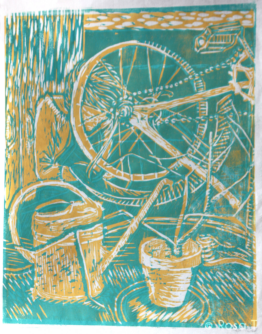 In the Bike Shop (2015)