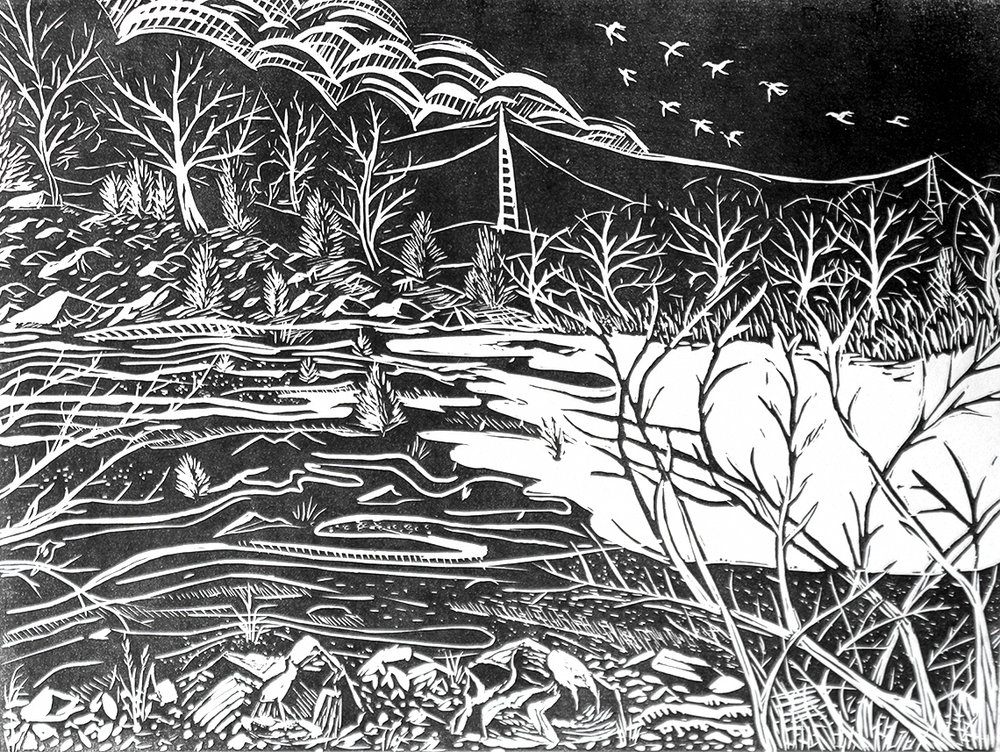 Beavercreek Wetlands (2015)