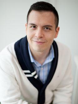 Copywriter Marc Schenker