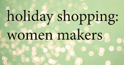 Holiday Makers: Women Artists - by Cara Anderson, Candid ChronicleA LITTLE GIFT GUIDE FEATURING SOME OF CANDID CHRONICLE'S FAVORITE WOMEN MAKERS, INCLUDING SICKLY PARTICULAR'S ZINE, TIMES TO BE FEMININE.