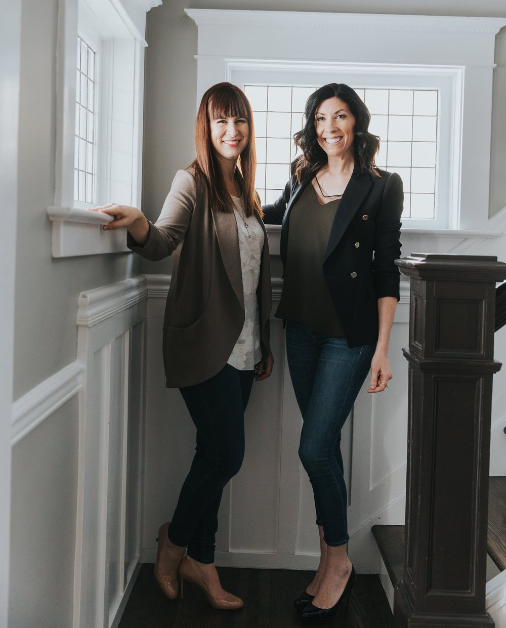 Krista & Lisa, Co-Founders