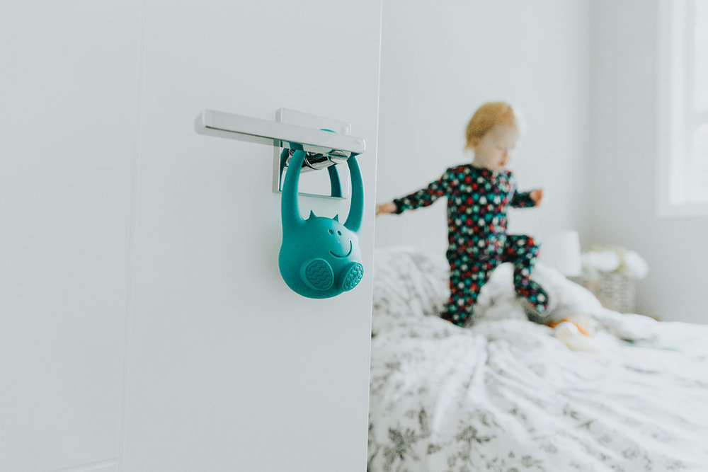 Nursery Doors - & Toddler Monitor - the next stage of baby monitor